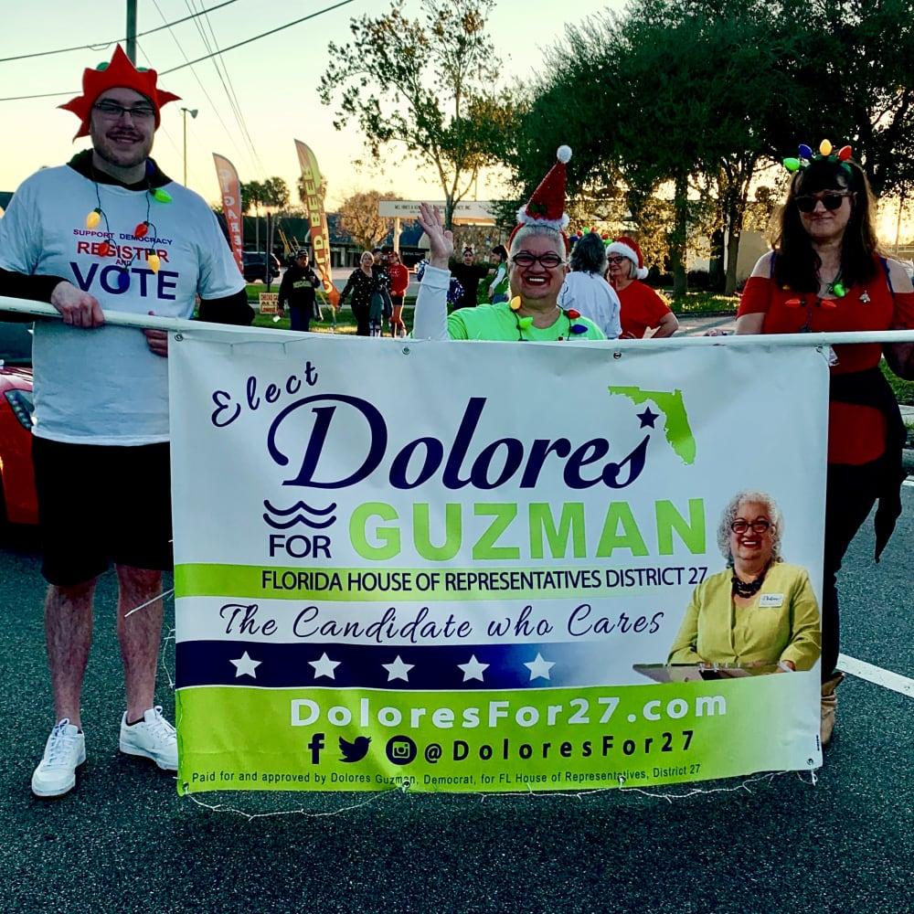 DoloresGuzmanChristmasParade