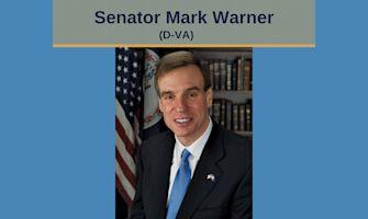 Senator Mark Warner Web