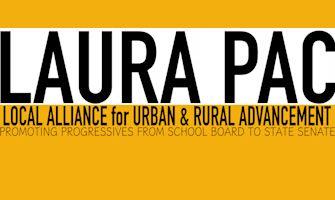 LAURA PAC Endorsement Graphic