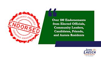 Over 100 Endorsements!