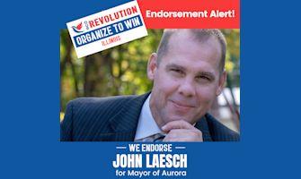 John Laesch State Endorsement