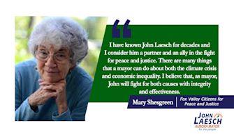 Mary-Shesgreen