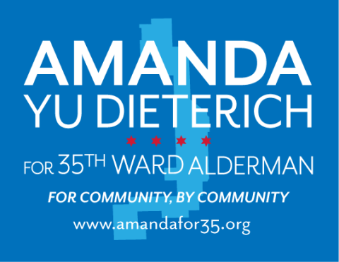Amanda Yu Dieterich  35th Ward Alderman