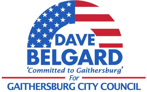 Dave Belgard  for Gaithersburg City Council