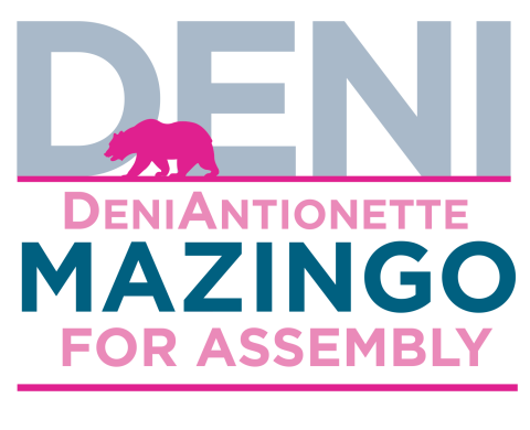 DeniAntionette Mazingo  CA State Assembly District 42