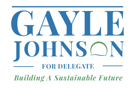 Gayle Johnson  for Virginia House of Delegates HD82