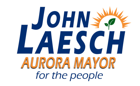 John Laesch  for Aurora Mayor