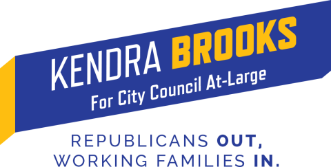 Kendra Brooks  City Council At-Large