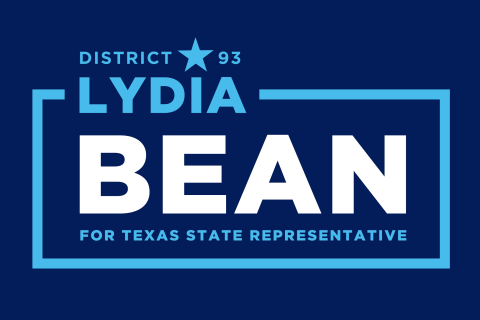 Lydia Bean  for Texas State Representative District 93