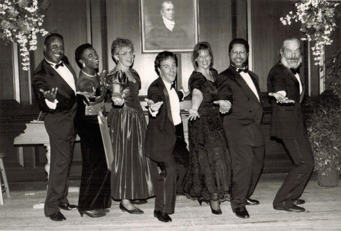 Handel concert photo