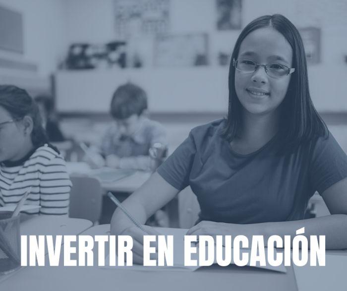 Suzanne Hug Invertir en Educacion