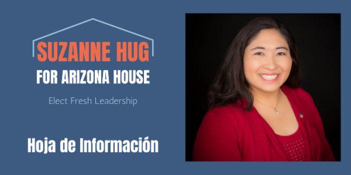 Suzanne Hug Hoja de Informacion