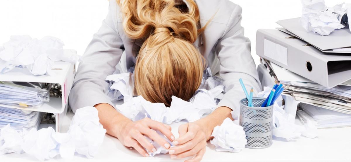 stress mal di collo