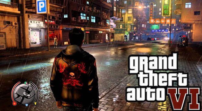 GTA 6 İlk Kez Göründü!