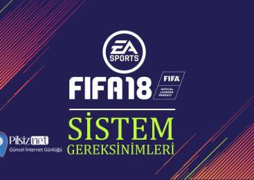 Bilgisayarım FIFA 18 Kaldırır mı?