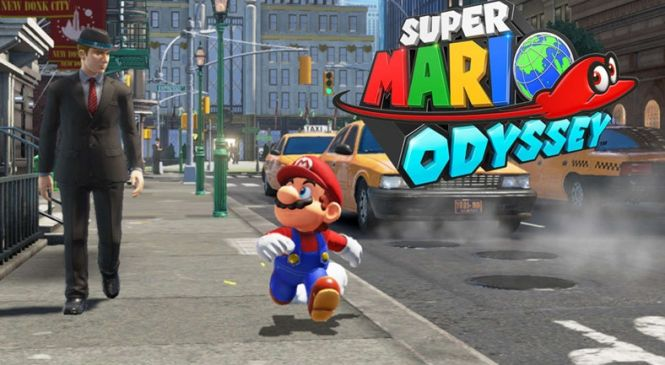 Yeni Mario Oyunu: Super Mario Odyssey