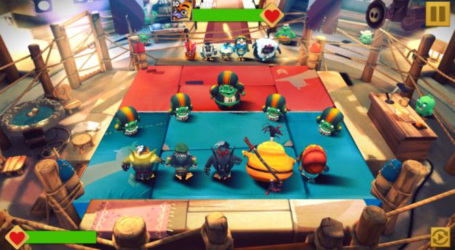 Angry Birds Evolution geliyor!
