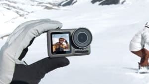 Karşınızda, DJI Osmo aksiyon kamerası 3