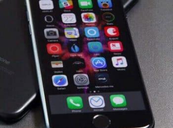 IPhone Parmak İzi Ekleme 12