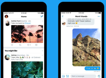 IOS için Twitter tamamen yenilendi! 8