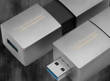 Kingston'dan 2 TB'lık Flash Bellek 7