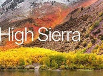 macOS High Sierra yayınlandı! 4