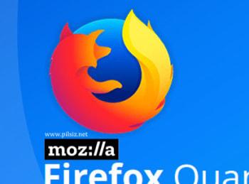 Firefox Quantum Yayınlandı! 14