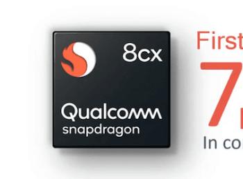 Qualcomm, 5G Bilgisayar İşlemcisini Tanıttı 7