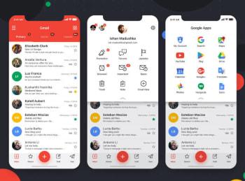 Gmail iOS Uygulaması, Yeni Tasarımına Geçiş Yaptı 6