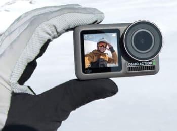 Karşınızda, DJI Osmo aksiyon kamerası 5