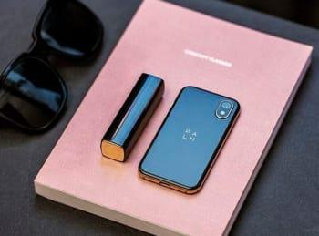 Palm: Dünyanın en küçük telefonu 11
