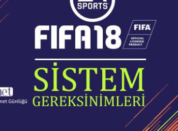 Bilgisayarım FIFA 18 Kaldırır mı? 6