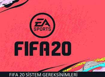 Bilgisayarım Fifa 20 Kaldırır mı? 11