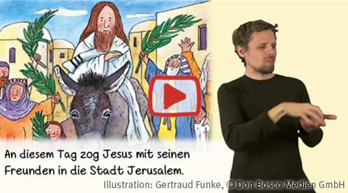 Zusammen Daheim: Die Ostergeschichte in Gebärdensprache