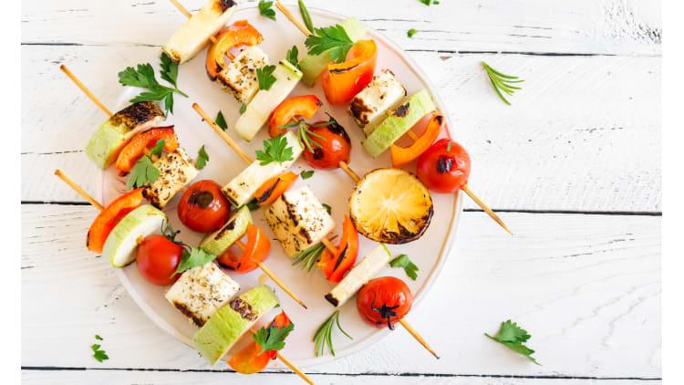 Grillrezepte ohne Fleisch | Grillen Vegetarisch Grillen Sommer Nachhaltigkeit