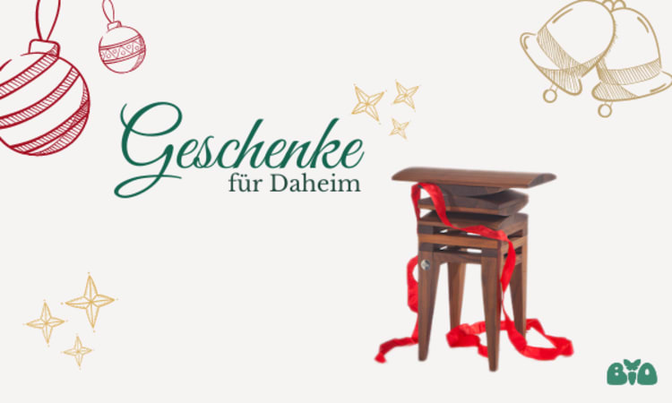 Geschenke für Daheim | Nachhaltige Geschenkideen DIY Wohnen