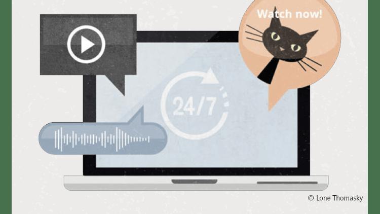 Streaming heizt unserem Planeten ein | Digitalisierung