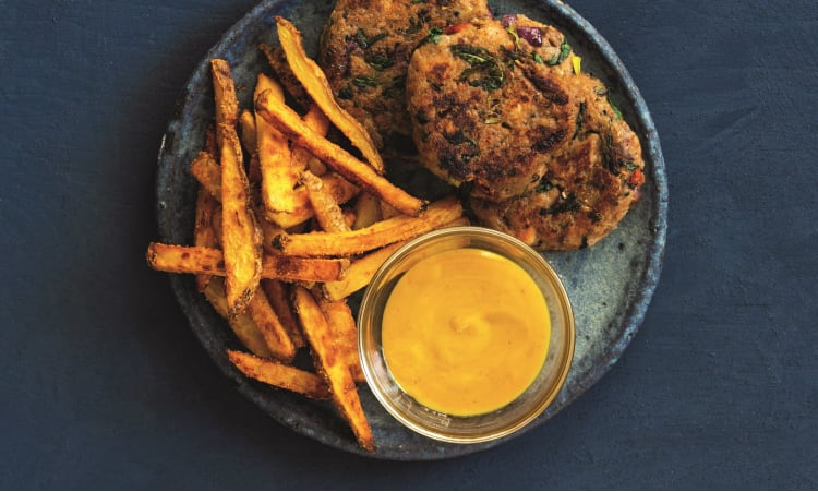 Brotlinge mit knusprigen Ofenpommes | Rezept Zero Waste nachhaltige Ernährung Ernährung
