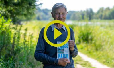 Bild zu »Wir müssen den Flüssen wieder mehr Raum geben« – Josef H. Reichholf im Gespräch