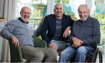 Bild zu Es wird Zeit! 3 Fragen an Harald Lesch, Karlheinz Geißler und Jonas Geißler