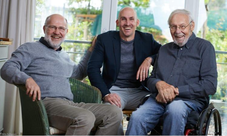 Es wird Zeit! 3 Fragen an Harald Lesch, Karlheinz Geißler und Jonas Geißler | Zeit Zeitwohlstand Zeitökologie