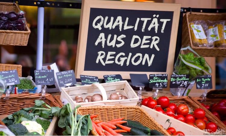 Ist Selbstversorgung aus heimischer Landwirtschaft möglich? | nachhaltige Ernährung Landwirtschaft