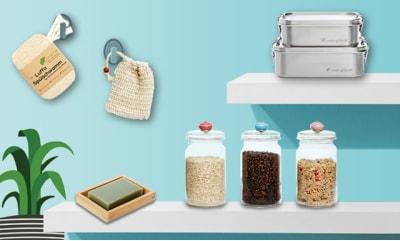 Bild zu Mit diesen Produkten fällt es ganz leicht, auf Plastik zu verzichten