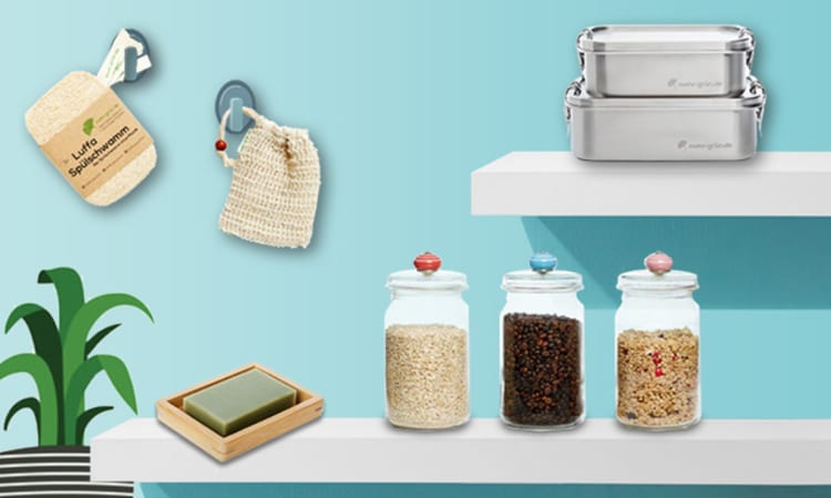 Mit diesen Produkten fällt es ganz leicht, auf Plastik zu verzichten  | plastikfrei leben nachhaltiger Konsum