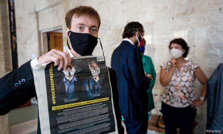 Pestizidprozess: 1374 Anzeigen gegen Karl Bär zurückgezogen – zwei Brüder erhalten Strafanträge aufrecht
