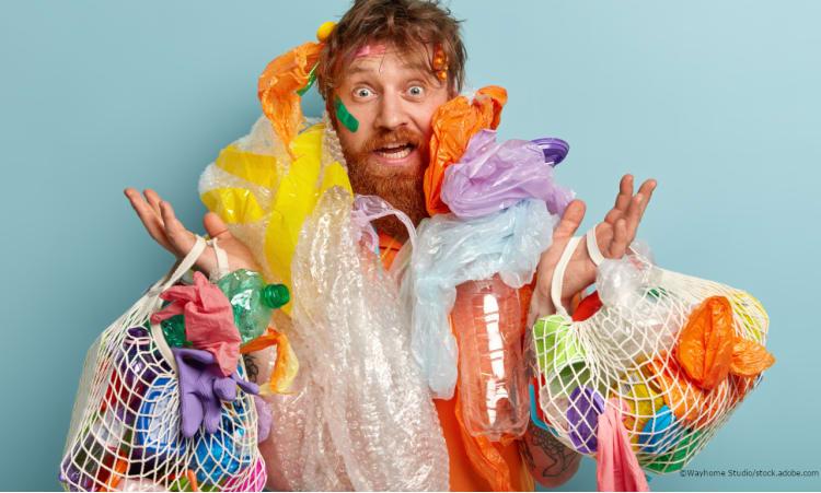 Das richtige Material für den richtigen Zweck | Plastik Verpackung Plastikmüll Ressourcen