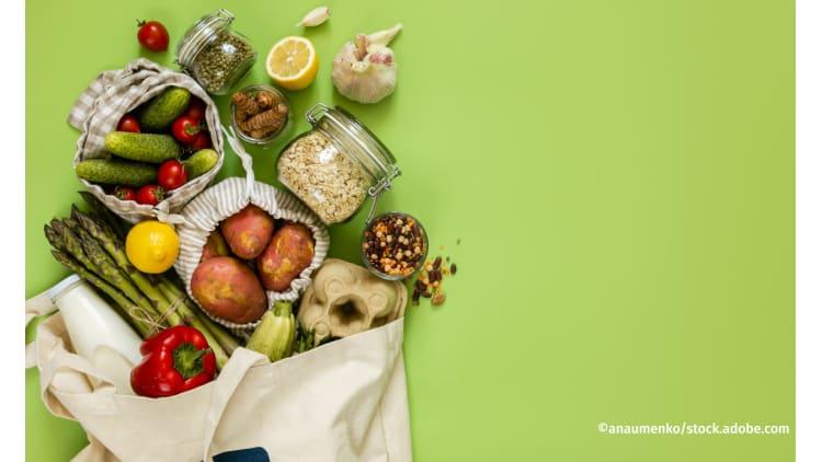 Einkaufen ohne Zusatzstoffe | gesunde Ernährung Lebensmittel grüner lifestyle nachhaltig einkaufen