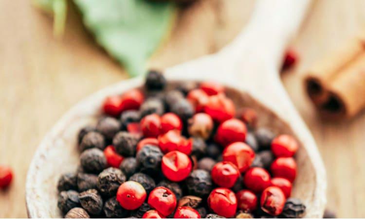 Feuriger Immunbooster | Rezept Pfeffer Immunsystem Ernährung