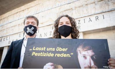 Bild zu Landesrat Schuler bricht sein »Tiroler Wort«: Prozess gegen Karl Bär und Alexander Schiebel wird fortgesetzt