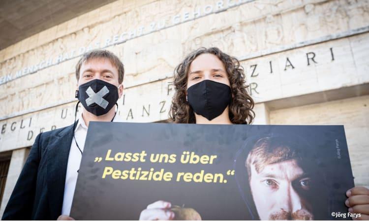 Landesrat Schuler bricht sein »Tiroler Wort«: Prozess gegen Karl Bär und Alexander Schiebel wird fortgesetzt